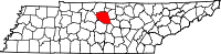 Image:Wilson County, TN.png