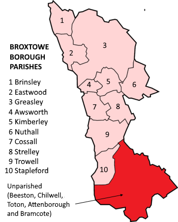 Image:Broxtowe Parishes map.png
