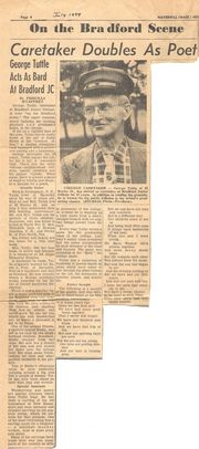 1959 Haverhill Journal Profile