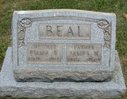 Tombstone of James H. Beal