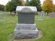 PRANGE plot monument