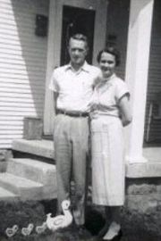 Keith & Gertrude 50s