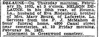 New Orleans Item, 26 Feb 1932, p. 2