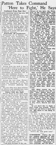 1957 newspaper article (Pt 2)