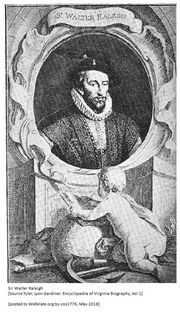 Husband: Sir Walter Raleigh