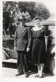 Ralph and Frieda sometime after November of 1939.