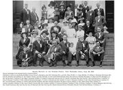 Reunion (2nd) of Olmsted Family Association, 20 Jun 1912